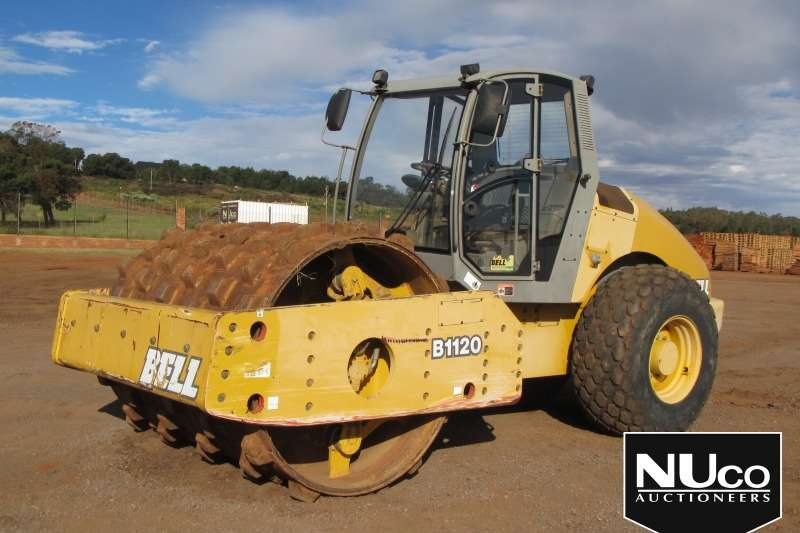 Bell Rollers BELL B1120 PADFOOT ROLLER