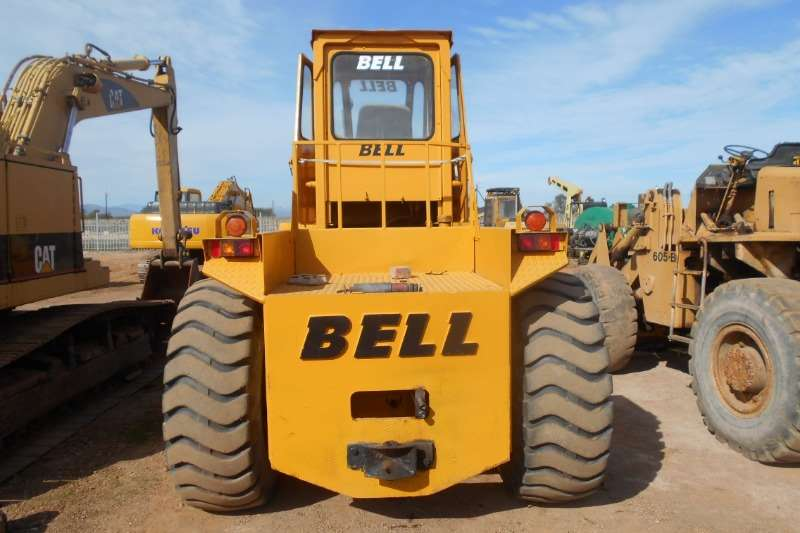 Bell BELL 2056L4 Tractors - towing