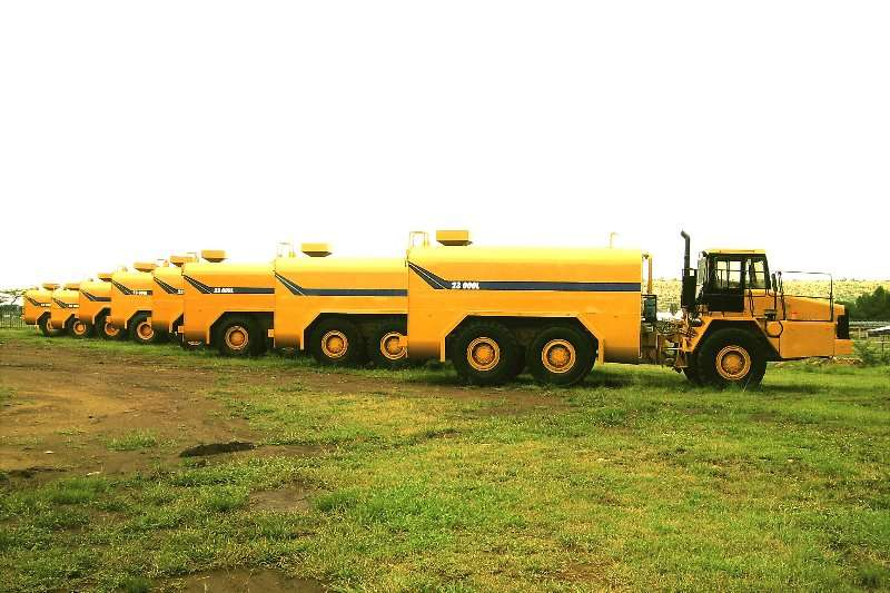 Bell Bell & CAT 23000L Water Tankers Water tankers