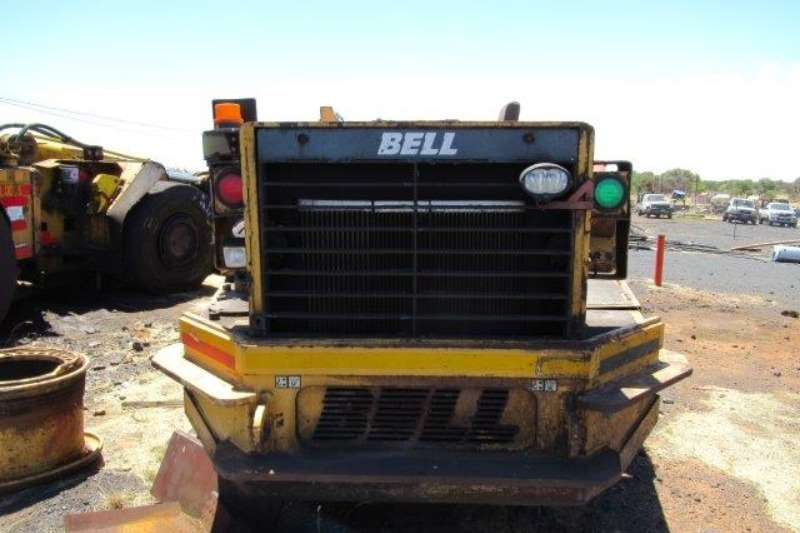 ADTs Bell Bell B25L MK2, Low Profile Articulated Dump Truck