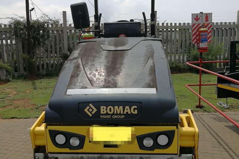 Bomag BW120AD Compactor