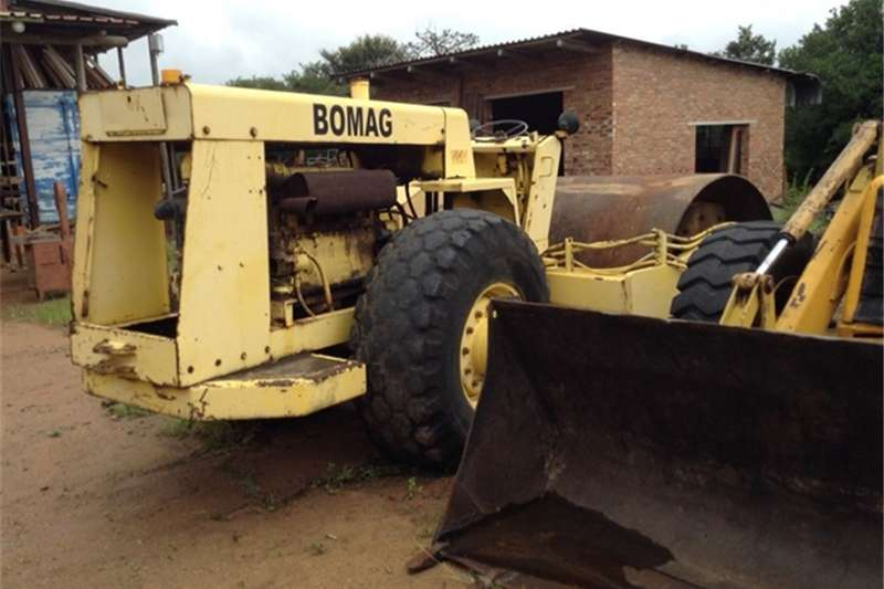 Bomag Others BW212D3