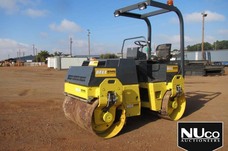 Bomag Rollers BOMAGBW120 AD-3 RIDE ON ROLLER