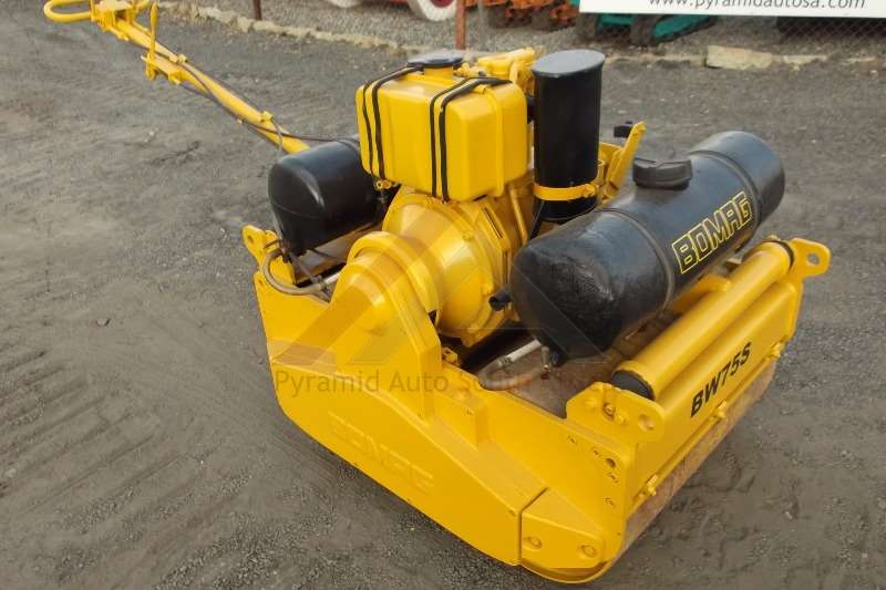 Bomag Rollers BW75S