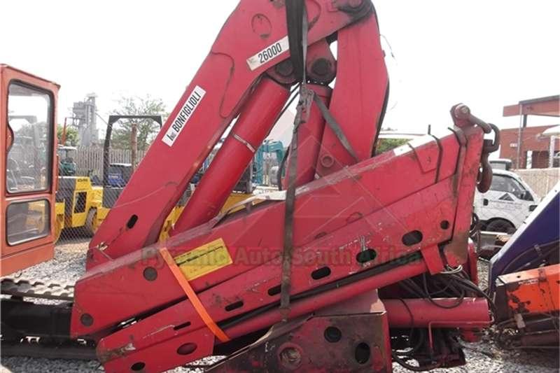 Cranes Bonfiglioli P26000XL
