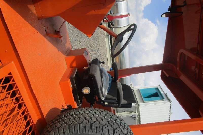 Broce RCT 350 Broom
