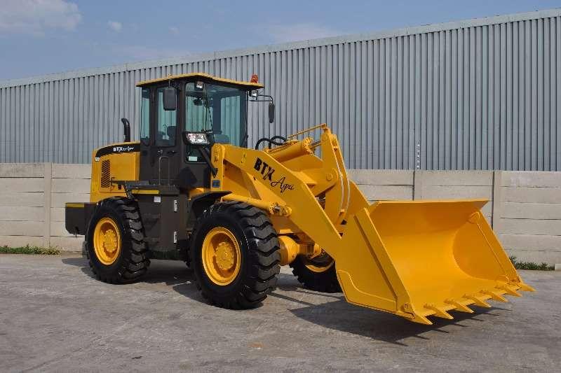 BTX-AGRI MR630B Wheel loader