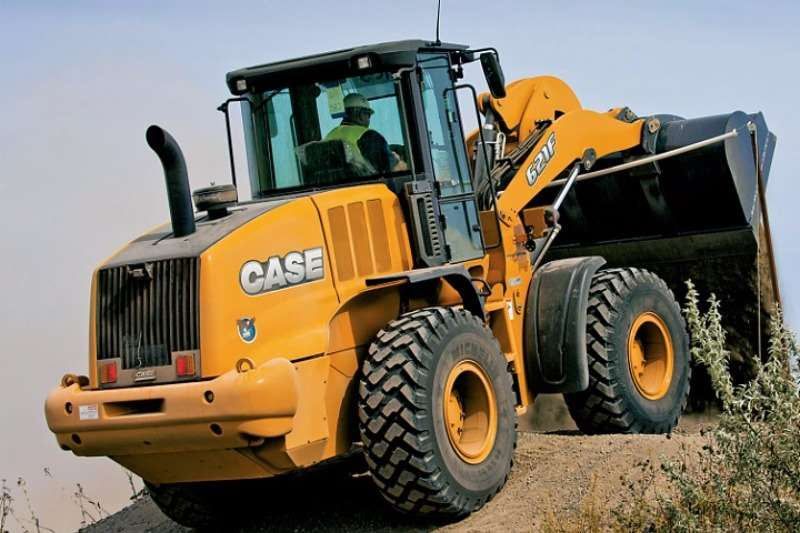 Case New, Front End Loader 621 F Loaders