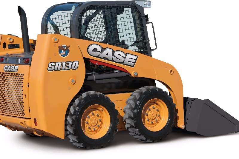 Case New, SR 130 Skidsteer loader