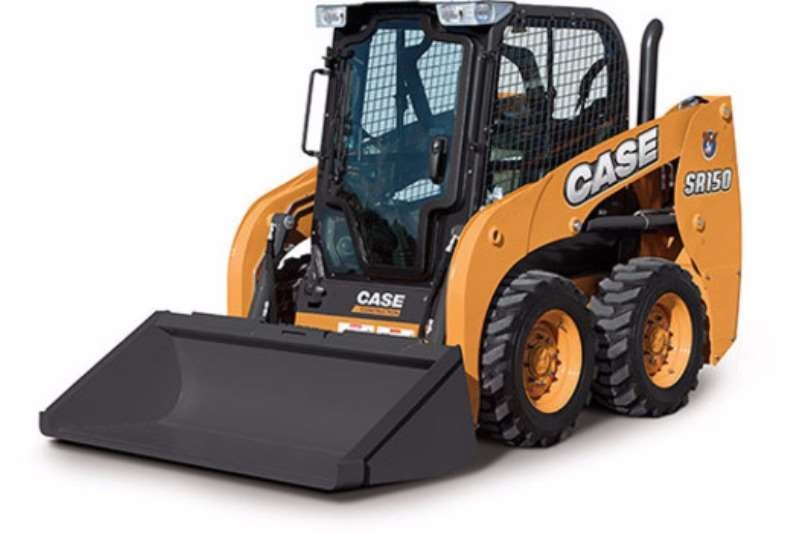 Case New, SR 150 Skidsteer loader