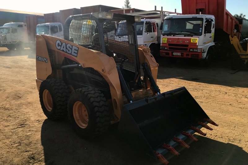 2013 Case SR175 Skidsteer loader Machinery for sale in