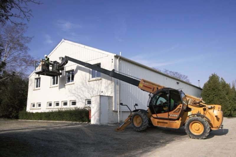 Case New, TX 170 45 Telescopic handlers