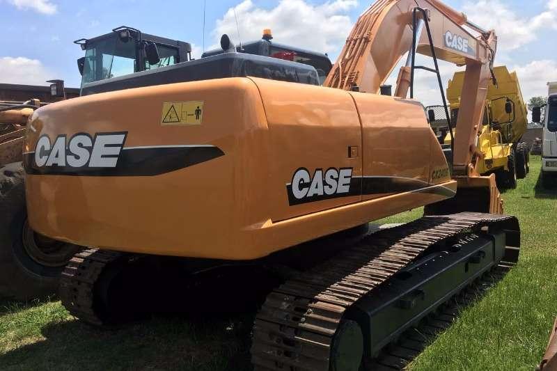 Excavators Case Cx 240 B