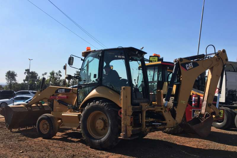 Caterpillar 422E 4x2 Backhoe loader