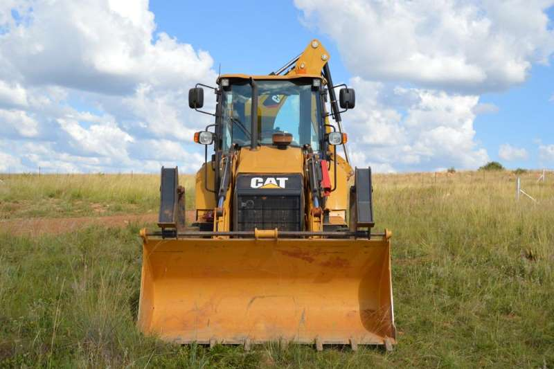 Caterpillar 426 F2 Backhoe loader
