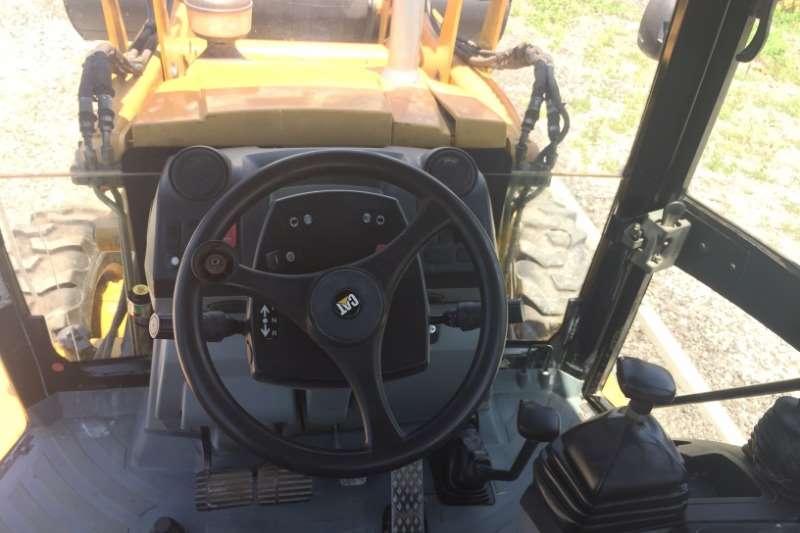 Caterpillar CAT 428F Backhoe loader