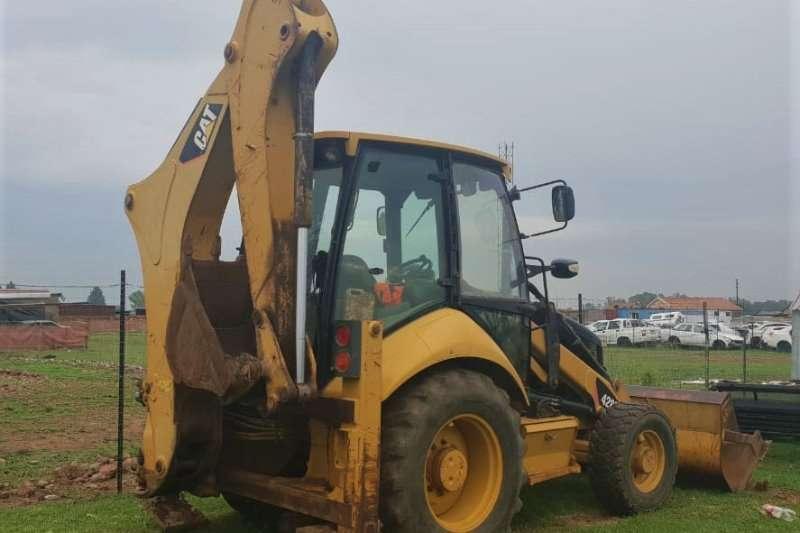 Caterpillar CATERPILLAR 428E 4x4 TLB Backhoe loader
