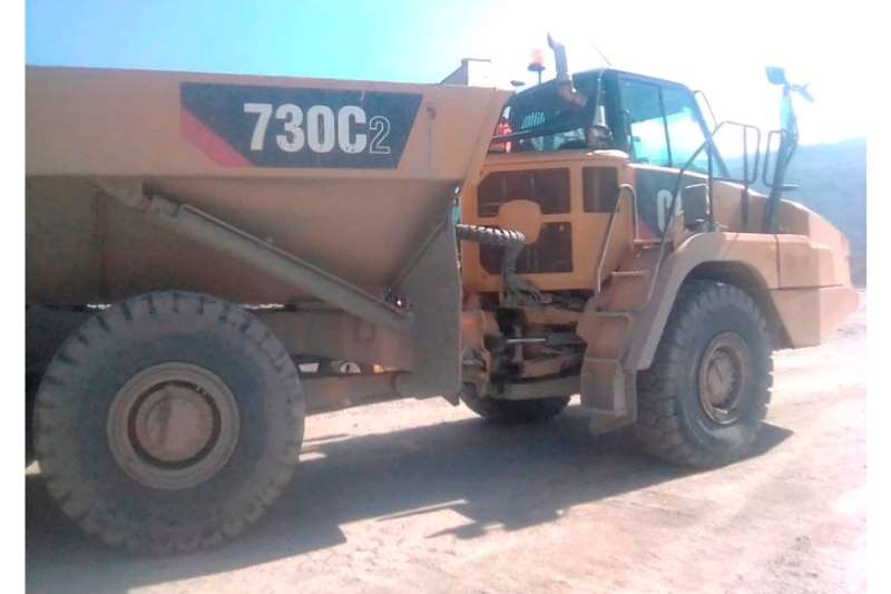 Caterpillar Dumpers 730C2 2015