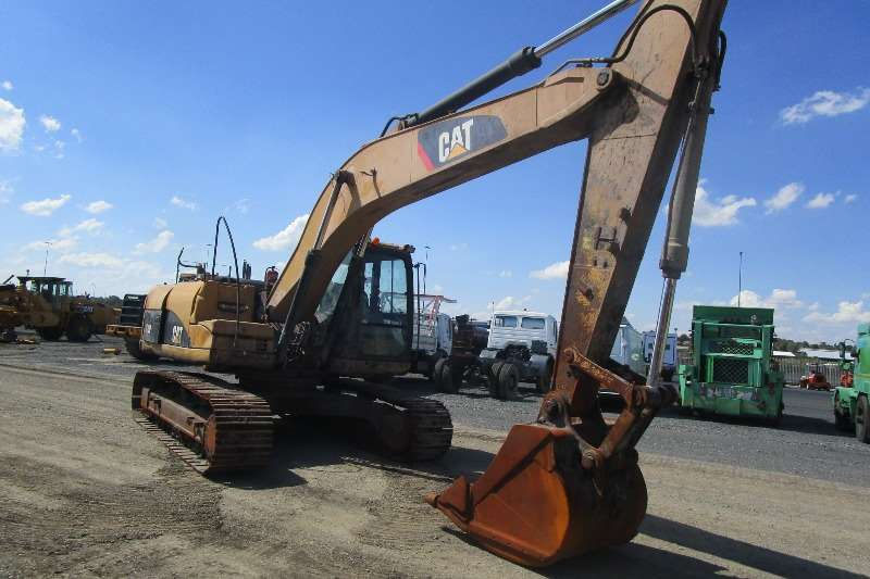 Caterpillar 320 D Excavators