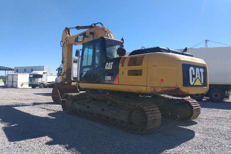 Caterpillar 329 D Excavators