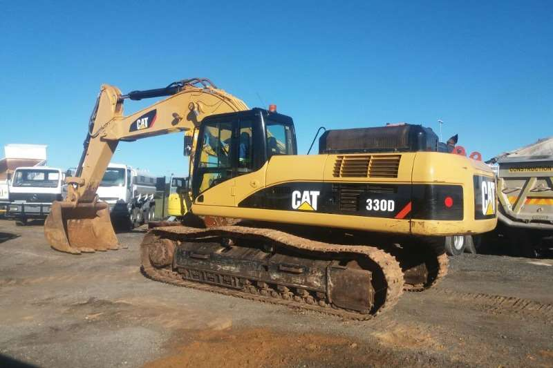 Caterpillar 330D Excavators