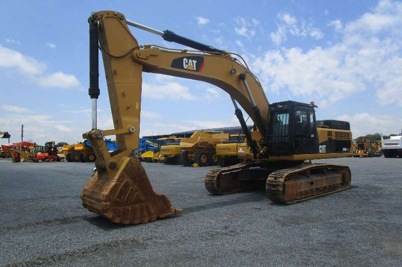 Caterpillar 349 D Excavators