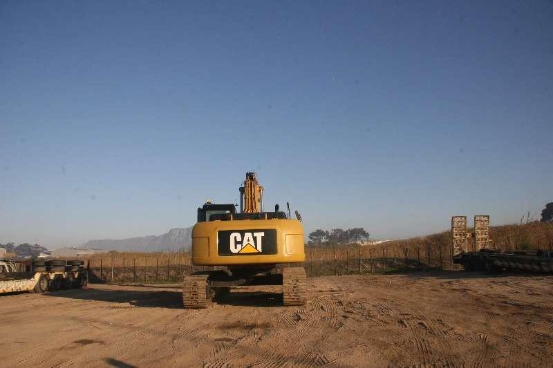 Caterpillar CAT 329D Excavators
