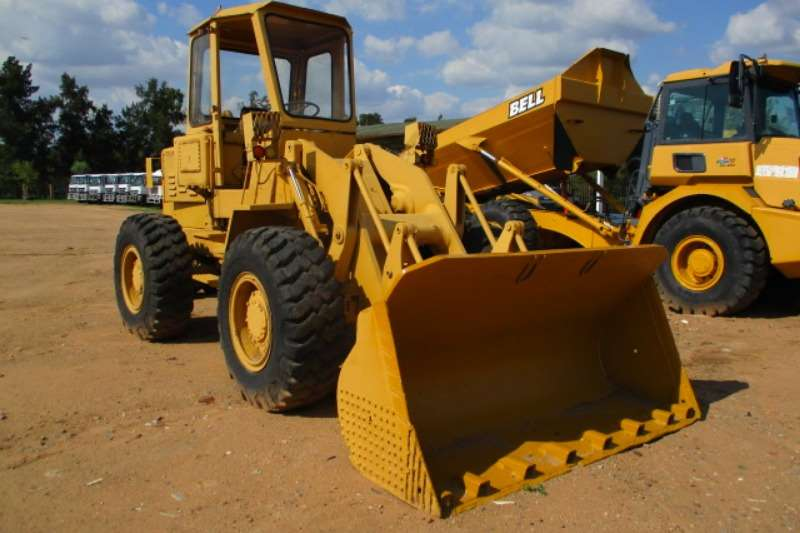 Caterpillar FELs CAT FRONT END LOADER