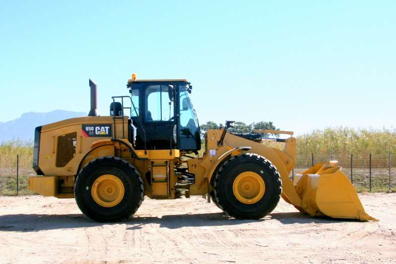 Caterpillar FELs Caterpillar 950GC 2015