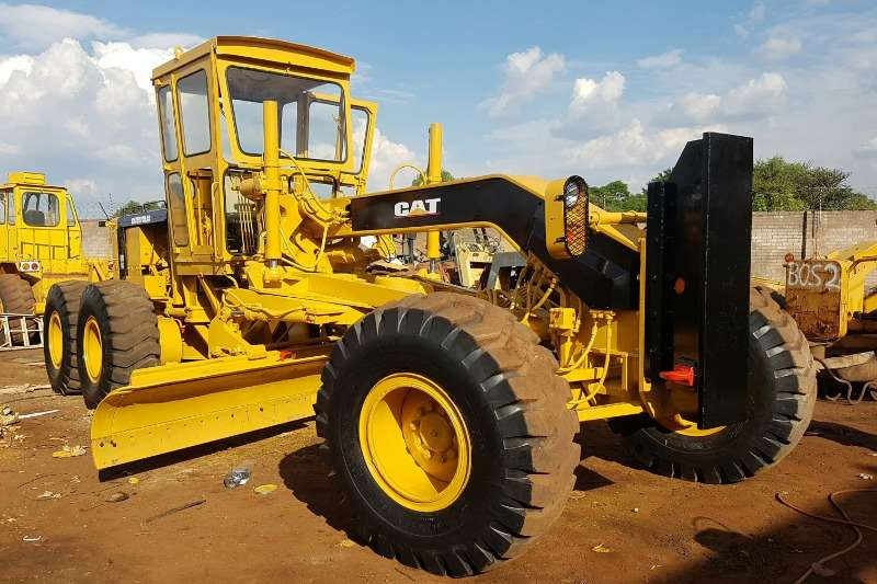 Caterpillar 14G ARTICULATED MOTOR GRADER Graders