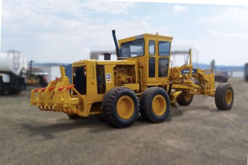 Caterpillar Graders CATERPILLAR 140G GRADER 1990