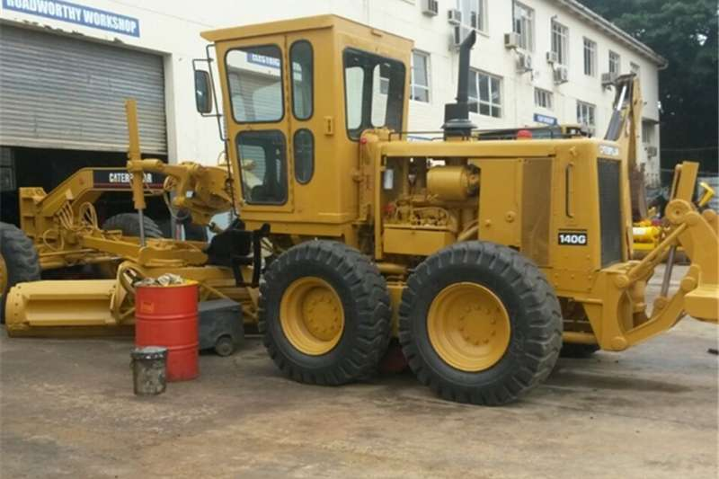 Graders Caterpillar