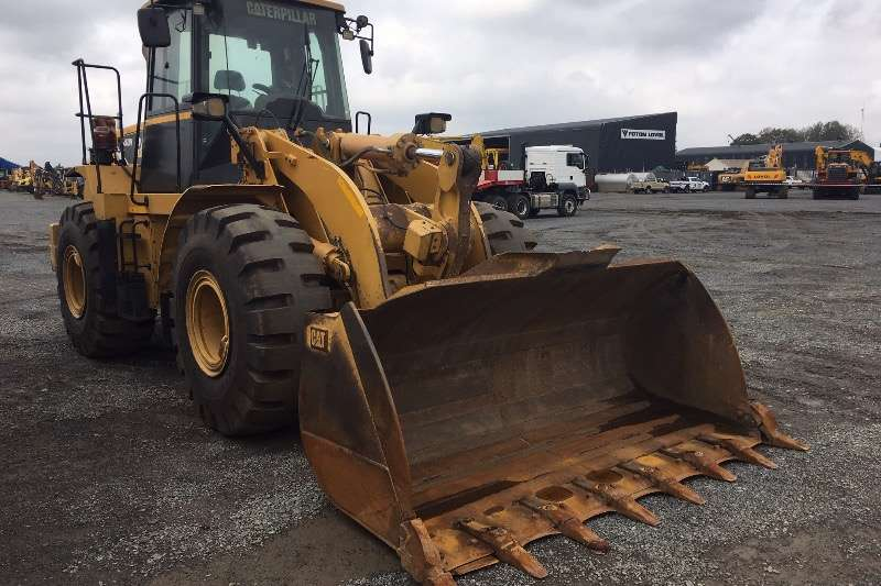 Caterpillar 950H Loaders
