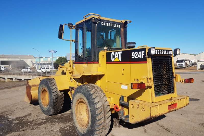 Caterpillar Caterpillar 924F Loaders