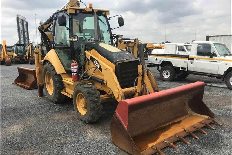 Caterpillar Others 422E 4X4 TLB 2007