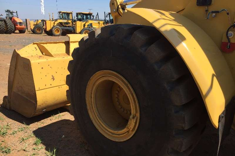 Caterpillar 950H Wheel loader