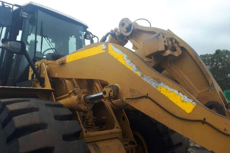 Caterpillar 966H Wheel loader