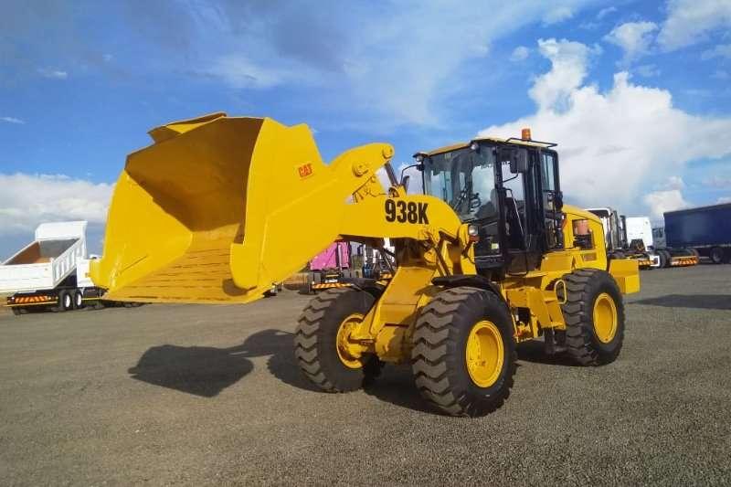 Caterpillar Construction CATERPILLAR 938K WHEEL LOADER Wheel loader