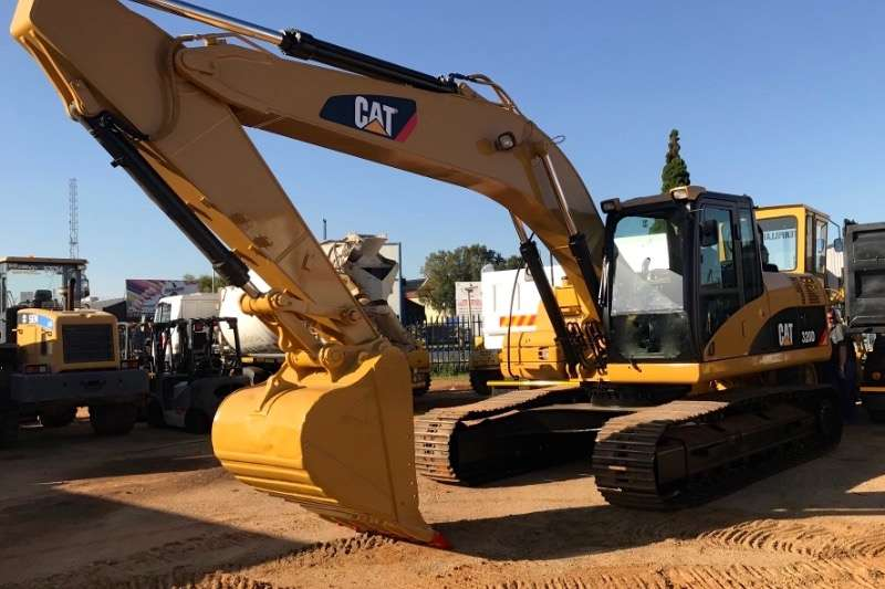 Cat Excavator For Sale Junkmail South Africa