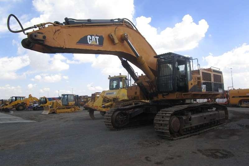 Excavators Caterpillar 385 C