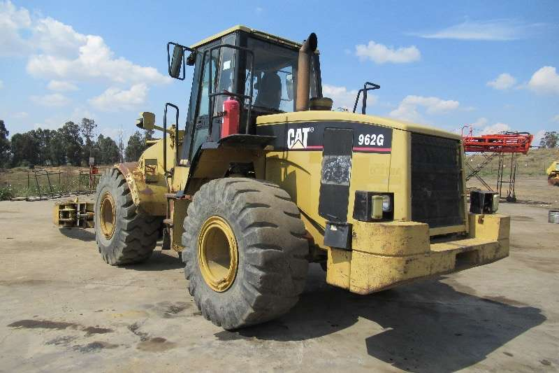 Wheel Loader Caterpi
