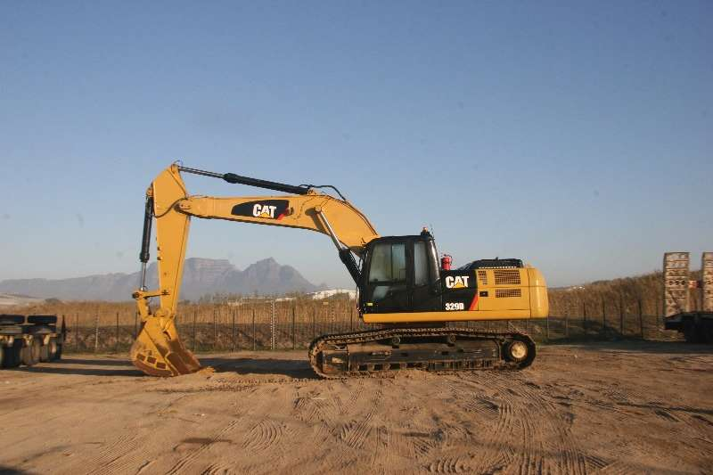 Excavators Caterpill