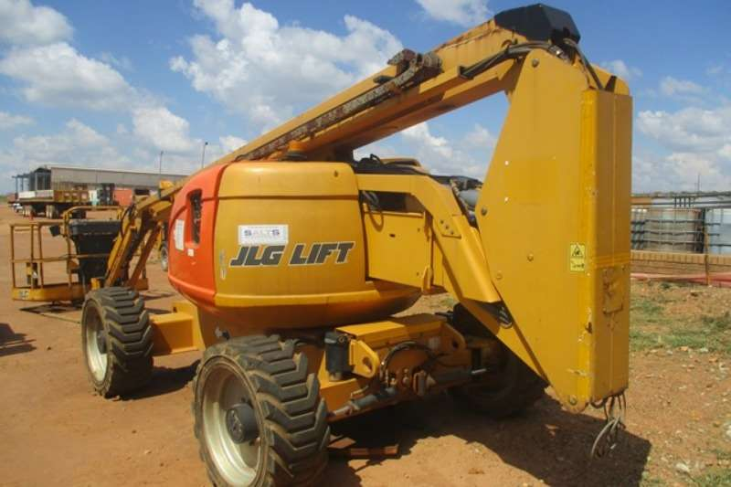 JLG Lift 600AJ Cherry Picker Cherry pickers