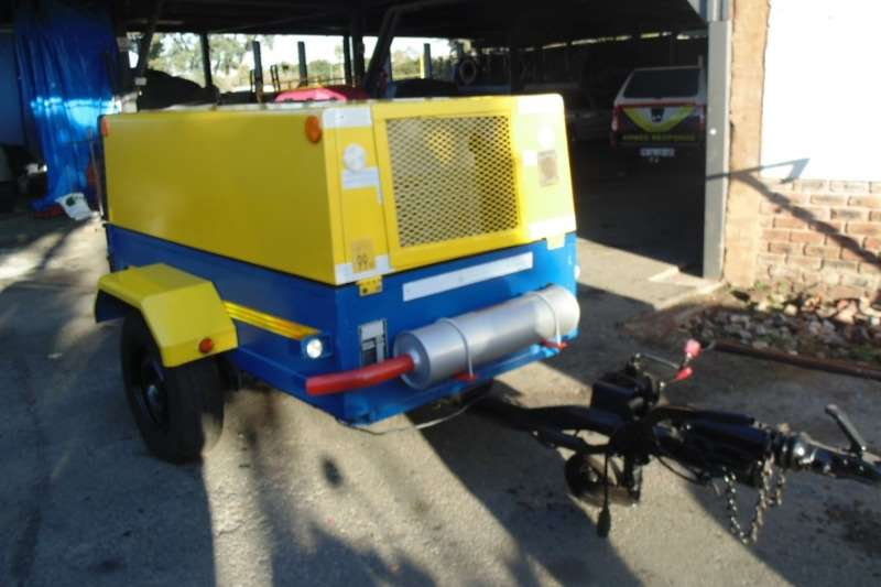 Compressors COMPAIR C60-12 BRAND NEW
