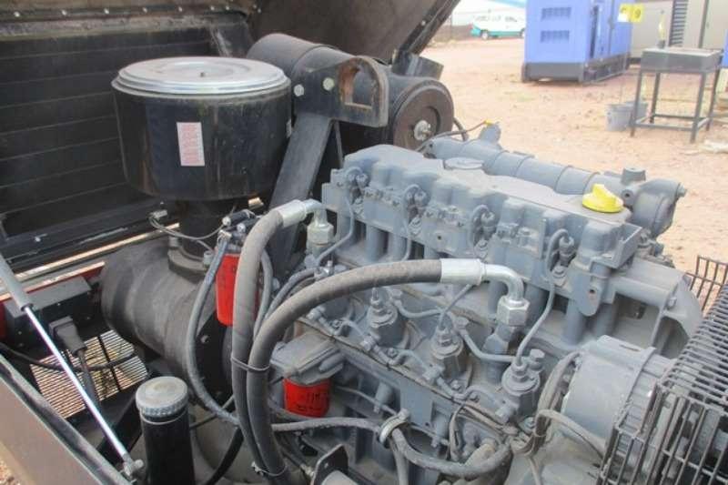 Rotair MDVN80AD Mobile Compressor Compressors
