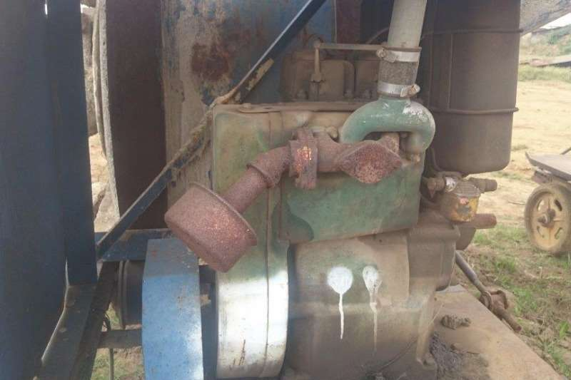 Concrete mixer