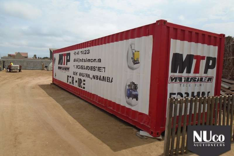 Containers CONTAINERS AND SITE OFFICES 0