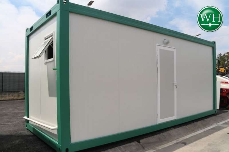 Containers Nova 6m Ablution Block; 3 Toilets, 3 Showers