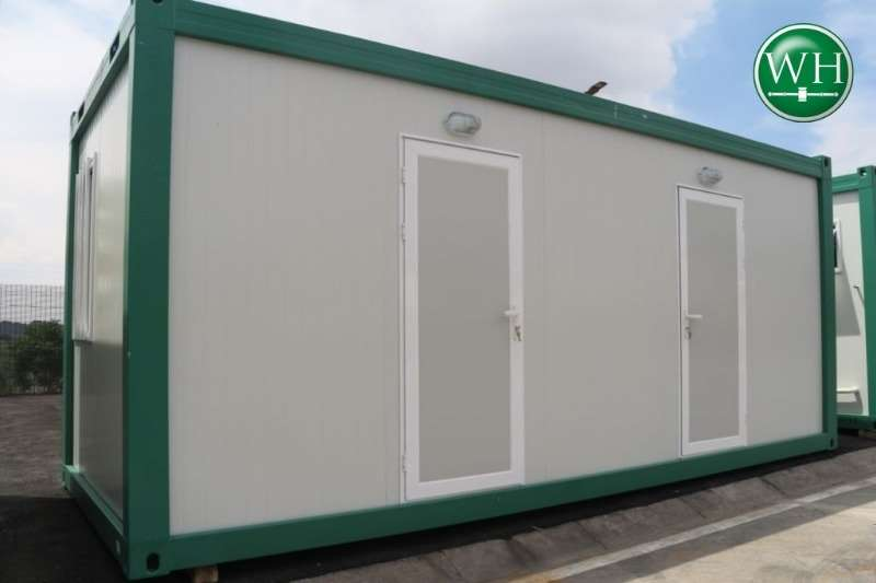 Containers Nova 6m Two Room Accommodation Unit