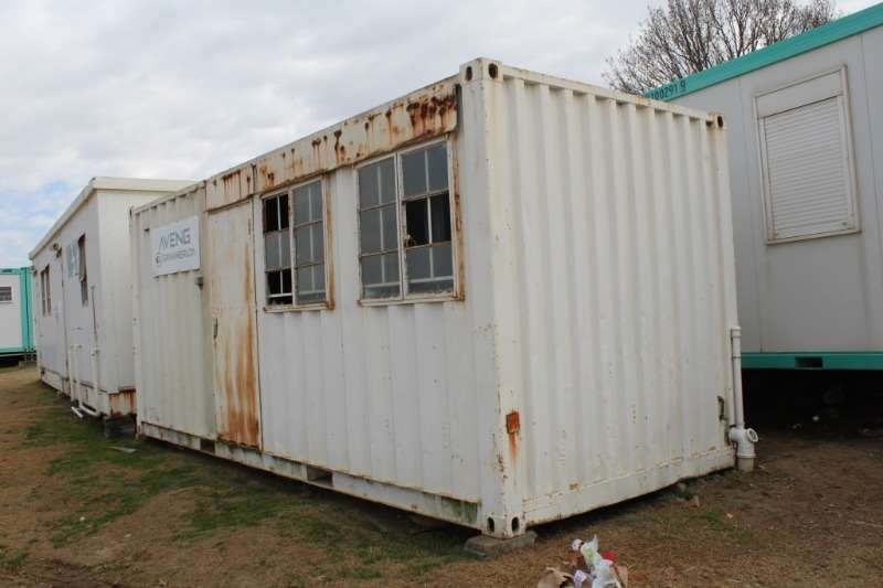 Containers Other 2.4 x 6m Ablution Container 0